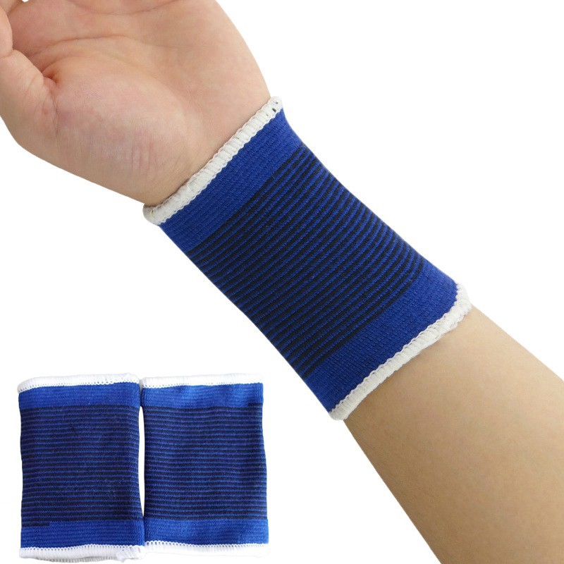 1pc Women Sports Wrist Sweatband Wristband Cotton Sweat Band | Shopee  Malaysia