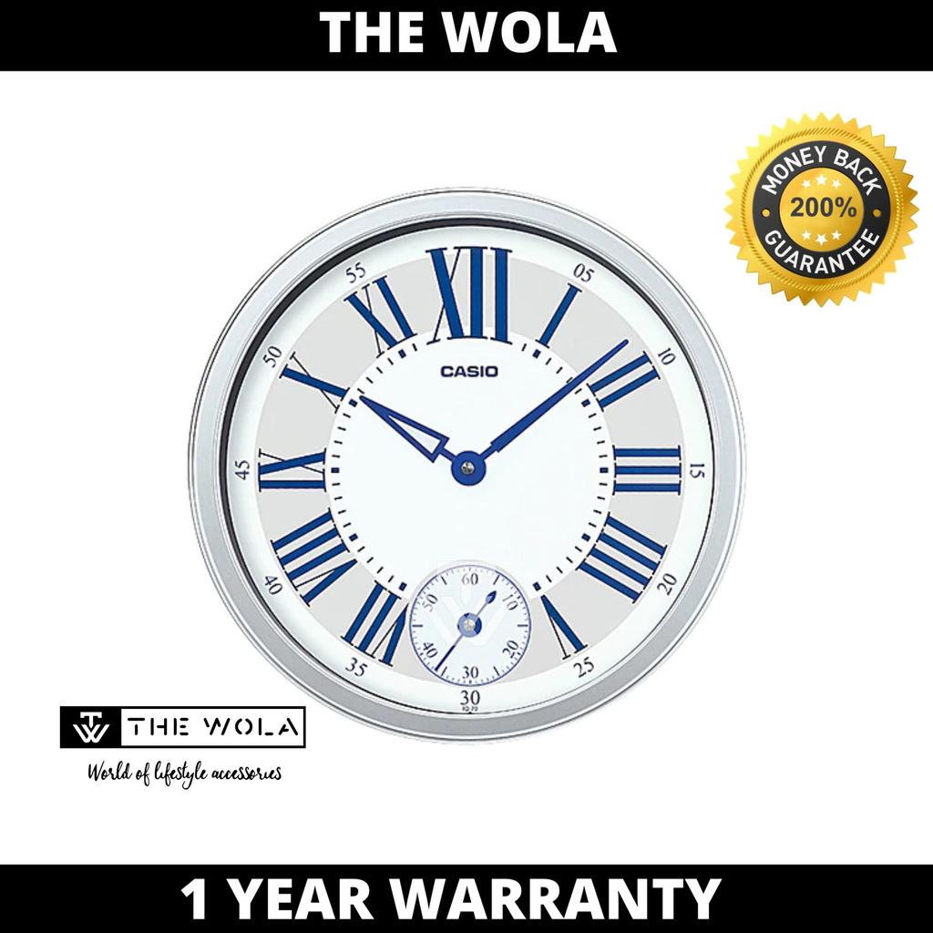 Casio Wall Clocks IQ-70-8DF