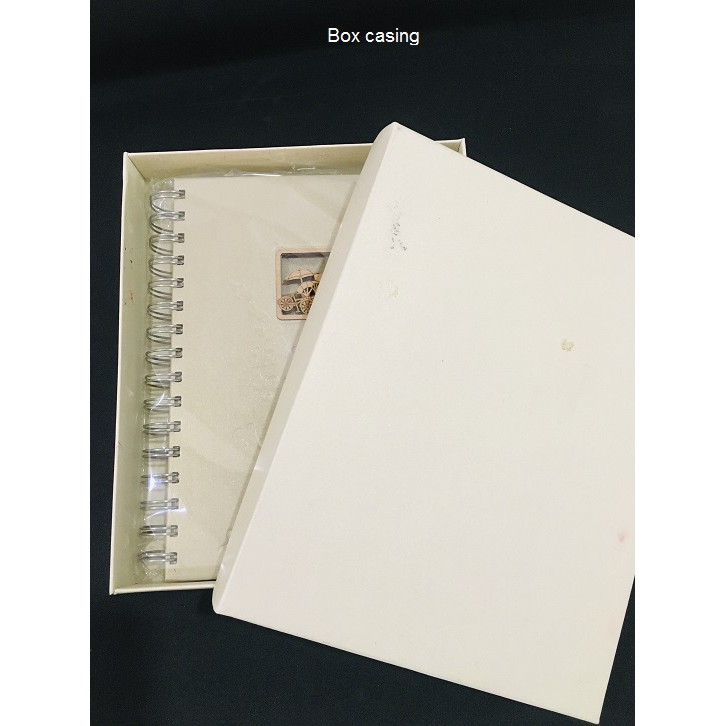 A5 Woodcraft Note Book, Heritage Collection