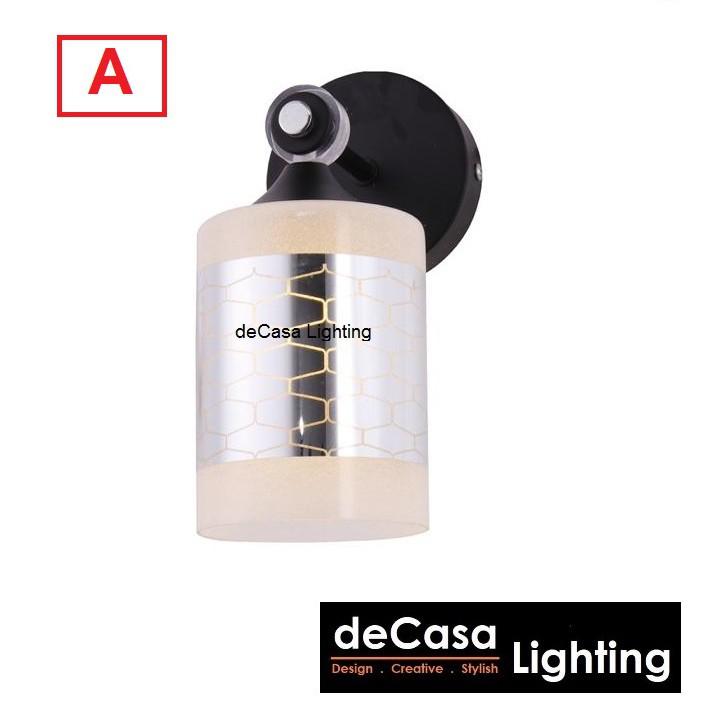 Designer Wall Light Modern Wall Lamp Simple and Nice Wall Lighting Lampu Hiasan Dinding (81103 / 81104 /81107 / 81108)