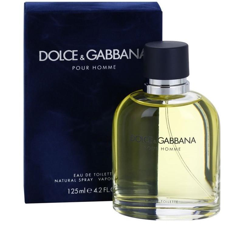 818039836ba56f Dolce   Gabbana Light Blue Pour Homme for Men Eau de Toilette 125ml   Shopee  Malaysia