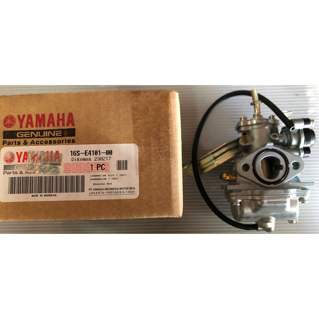 Yamaha SRL115 Carburetor Assy 100% Original Yamaha Genuine Parts
