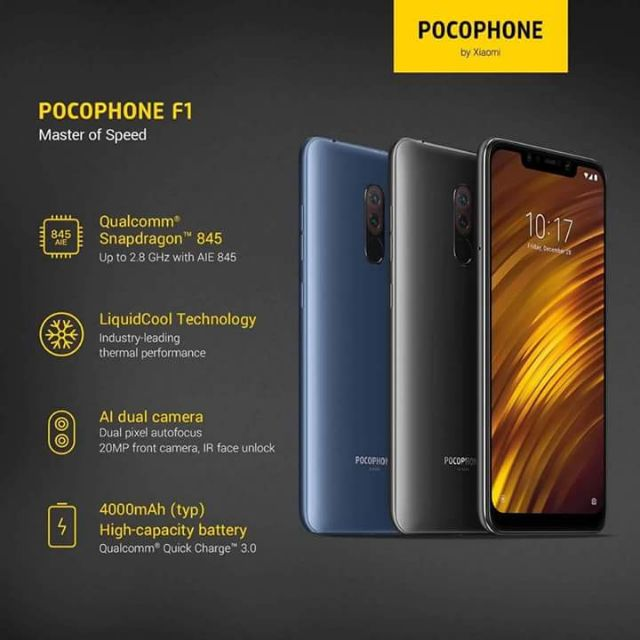 Xiaomi Pocophone F2 Release Date Malaysia Gadget To Review