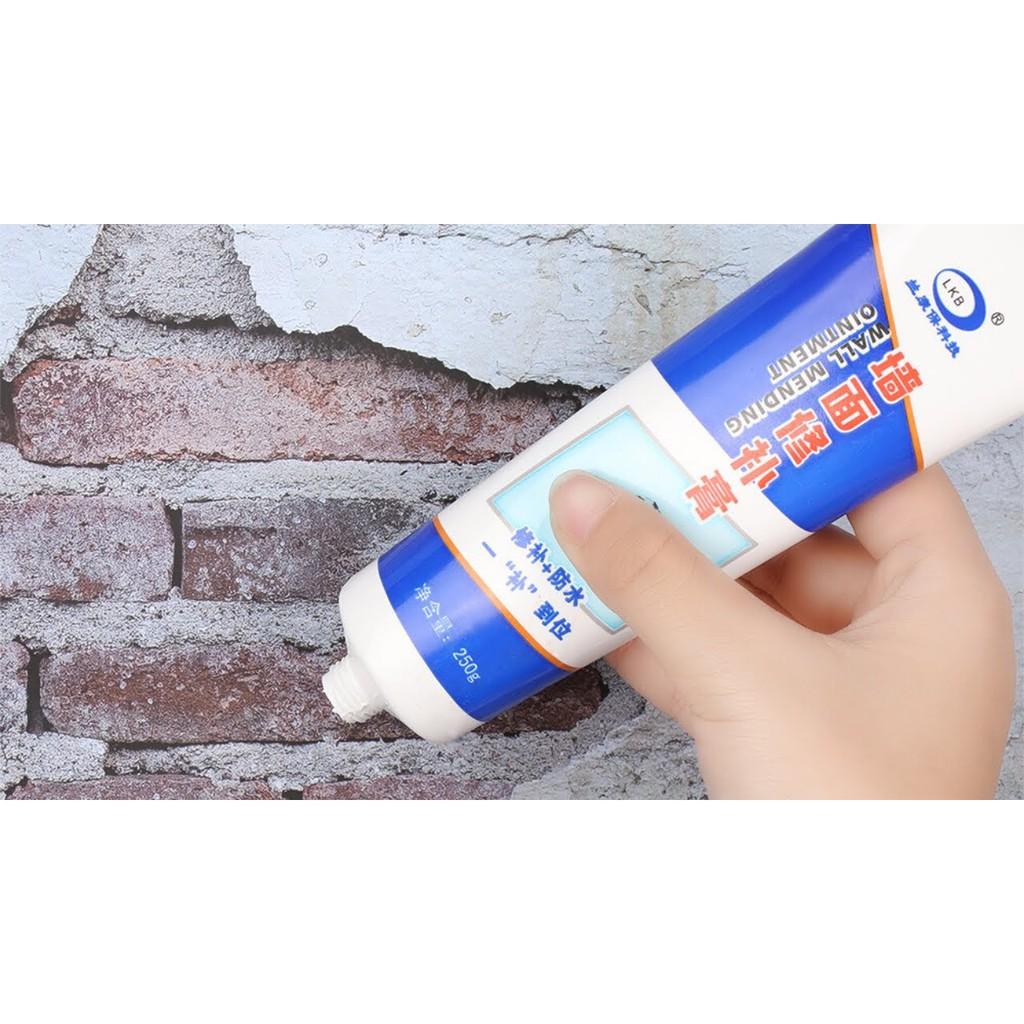 READY STOCK SHP] GAM CERAMIC / GAM LANTAI FLOOR / GAM TILE / Original LKB Waterproof Wall Repair Cream, Wall Mending