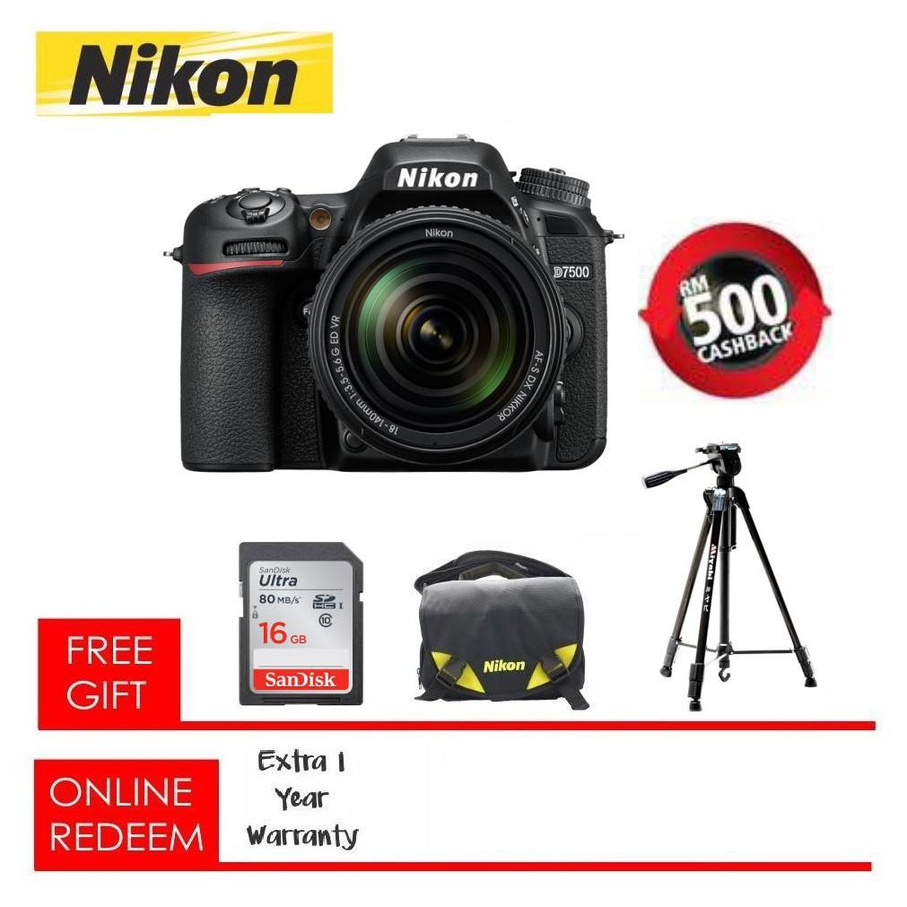 Nikon 1 J5 With 10 30mm 16gb Bag Tripod Original Malaysia Double Kit 30 110mm Black Warranty Shopee