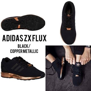 quality design 96e91 45cee hot adidas zx flux black and gold malaysia bcda0 947c1