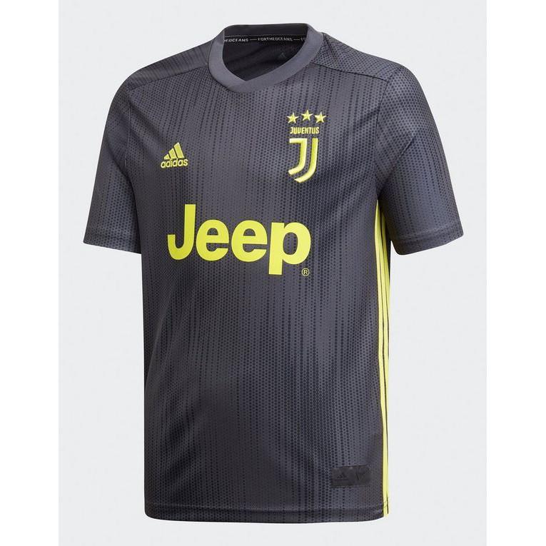 c0f4db9f4 Ronaldo 7 Top Quality Juventus Third Football Jersey 18/19   Shopee Malaysia