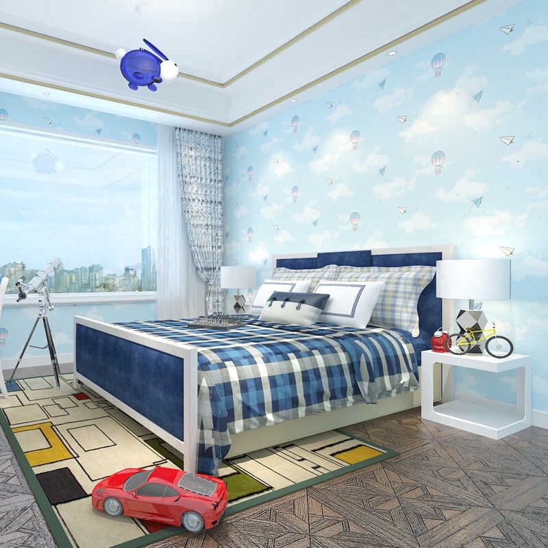 Hot Cute Cartoon Children S Room Boys And Girls Bedroom Pink 3d