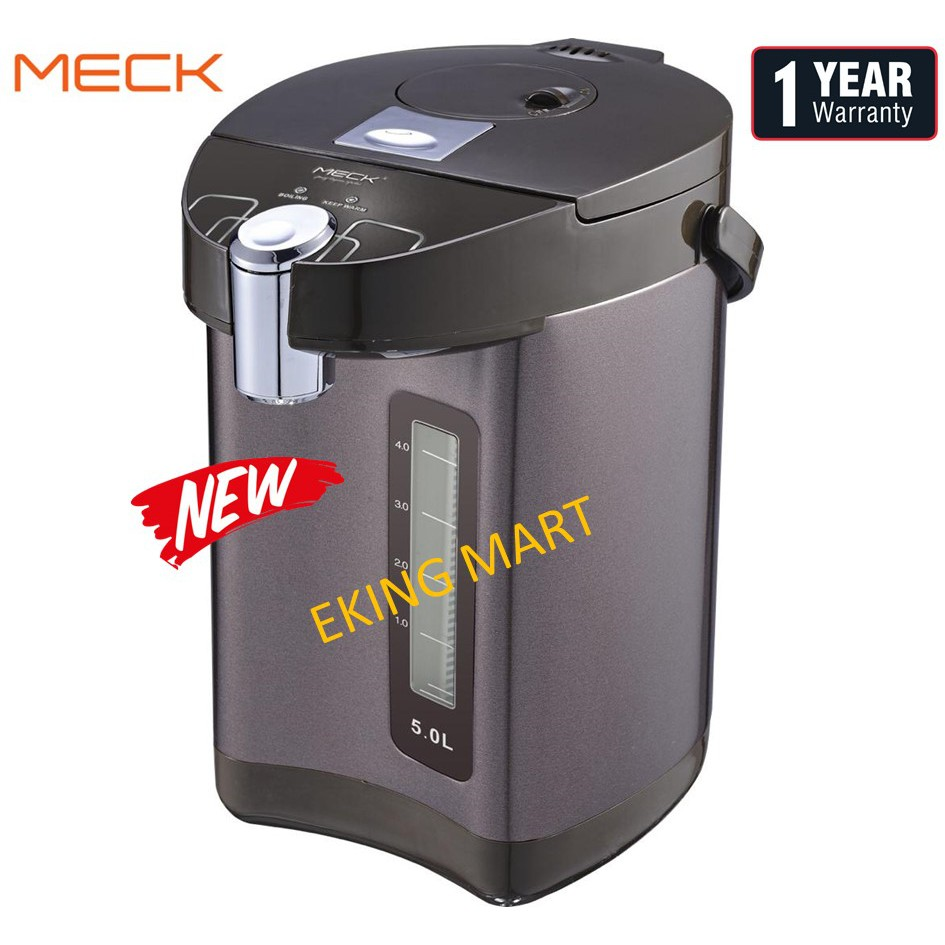 MECK 5 0L Thermo pot / Thermopot / Hot Water Dispenser MTP-501 (*Food Grade  304 Stainless Steel)