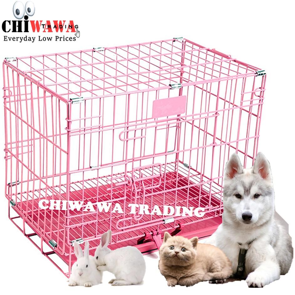 CG5 Pet Dog Cat Rabbit Cage Crate House Home / Rumah Haiwan Anjing Kucing Sangkar