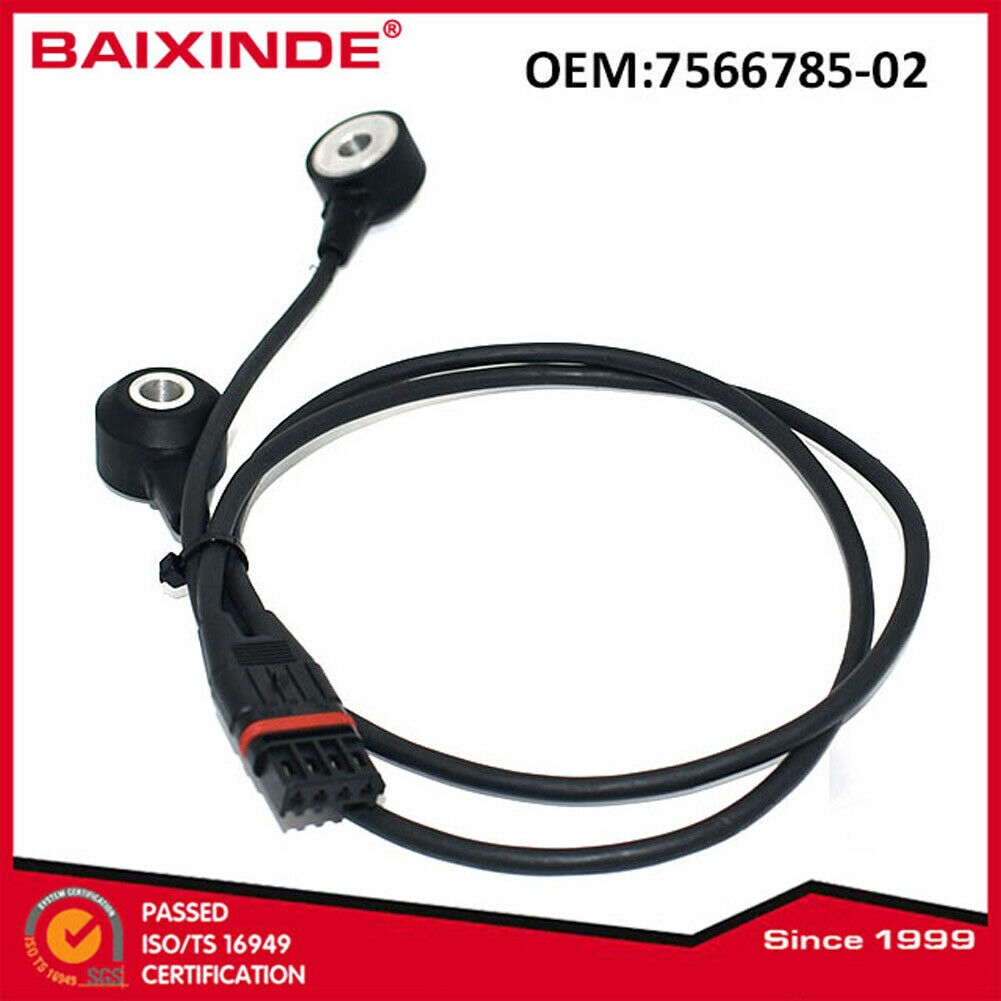 Knock Detonation Sensor 752503902 7566785-02 13627525039 752503905 For BMW