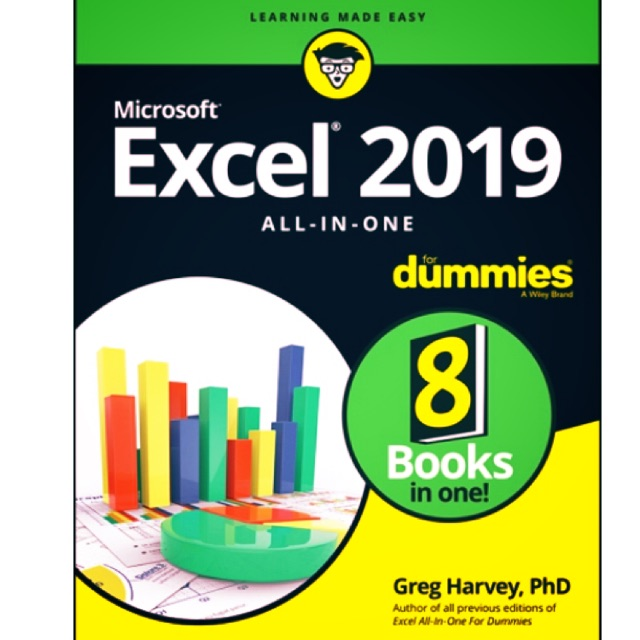 (epub) Excel 2019 All-in-One For Dummies