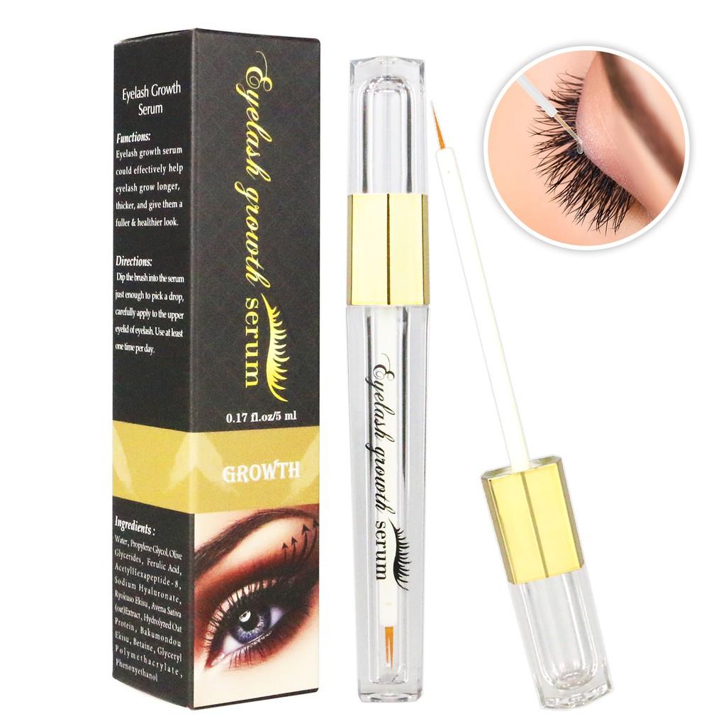 357a5458a76 Eyelash Growth Serum Eyebrow Growth Eyelash Enhancer Grows Longer, Fuller,  Thicker Lashes | Shopee Malaysia
