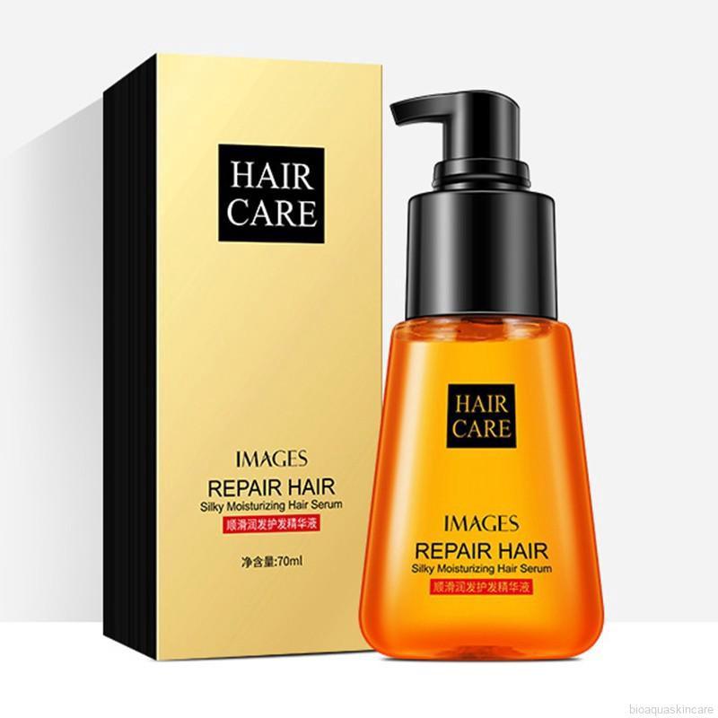 UKISS Moisturizing Hair Serum Nourishing Hair Scalp Improve Bifurcation Essence