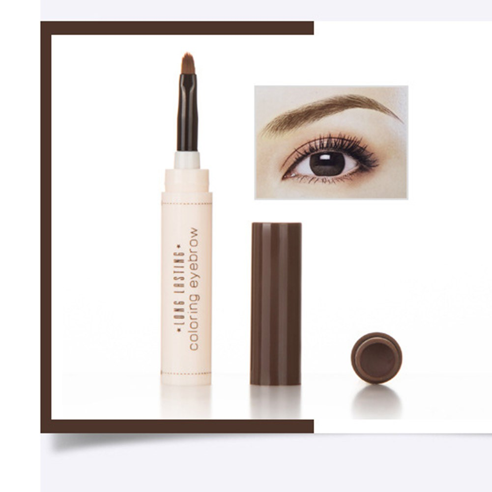 ❤super Waterproof Long-lasting Eyebrow Liquid Natural Brows Liquid ...