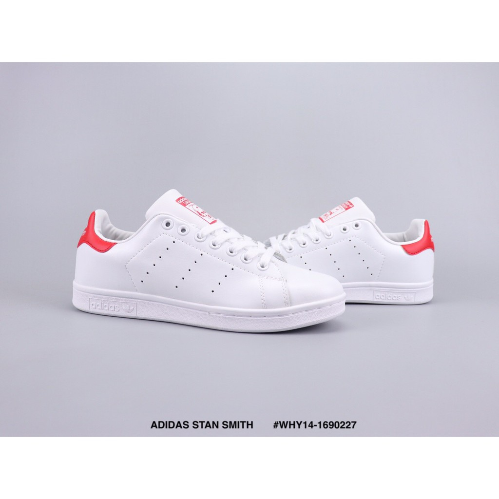 newest collection cc001 739f7 ADIDAS STAN SMITH Classic shoes men and women