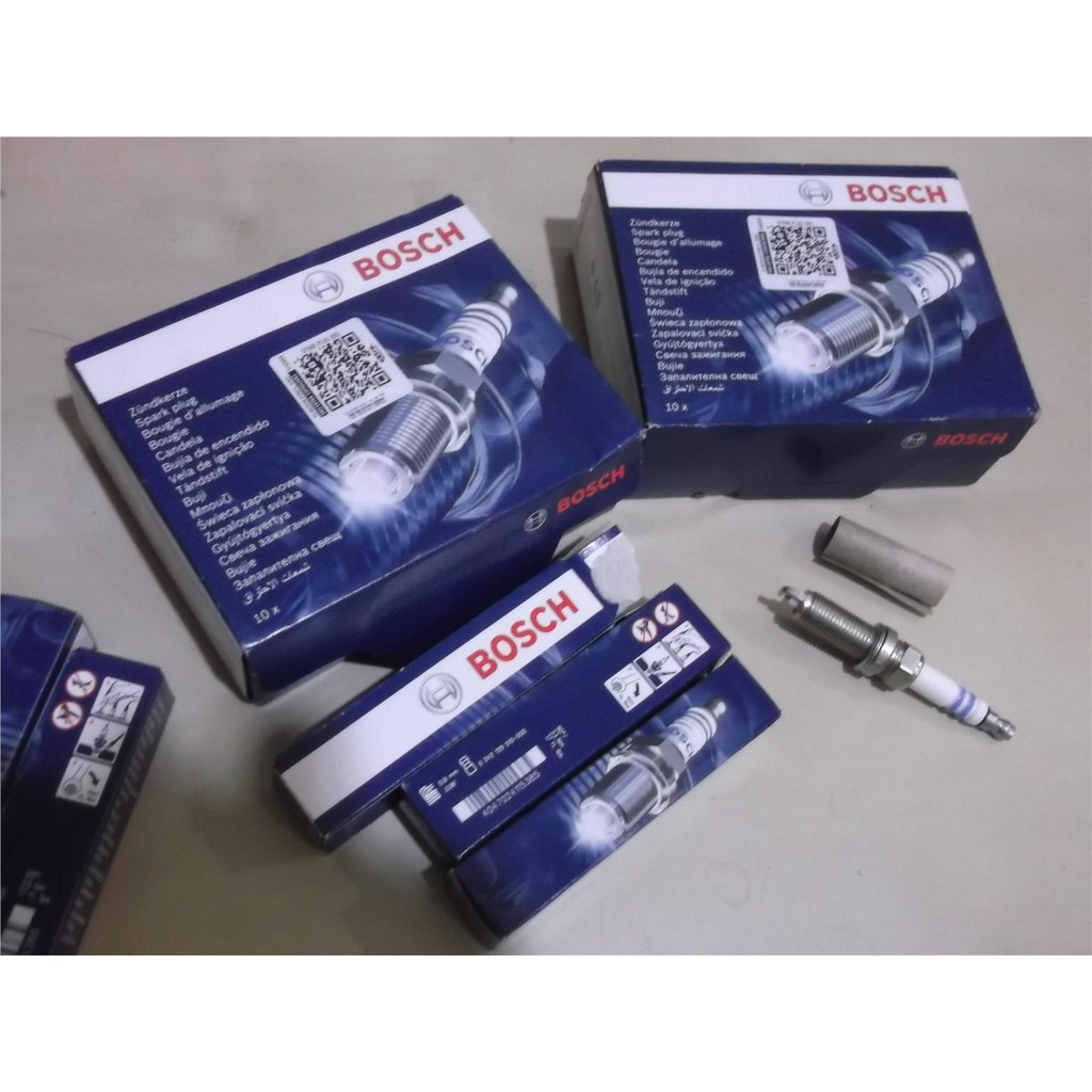 BOSCH SUPER PLUS SPARK PLUG For Proton Savvy