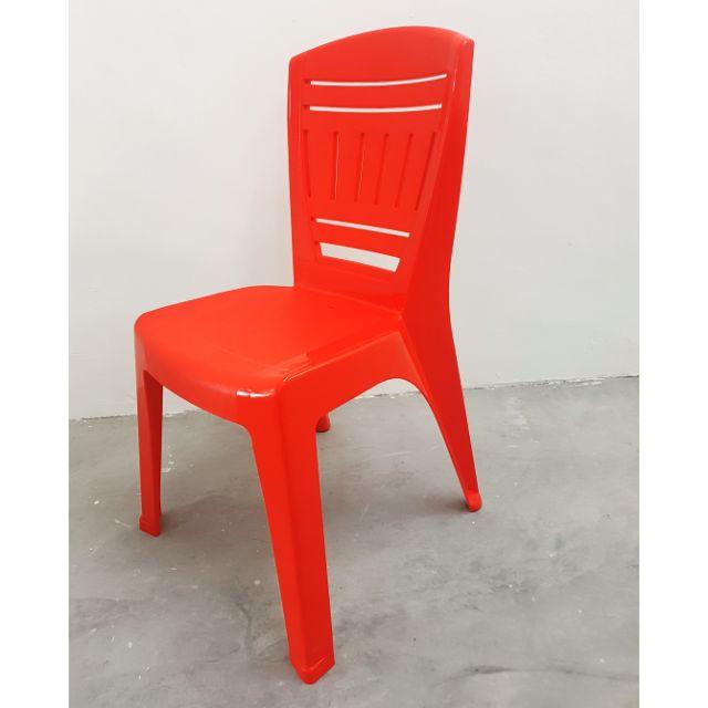 Maxonic Side Chair Red colour / Kerusi Warna merah