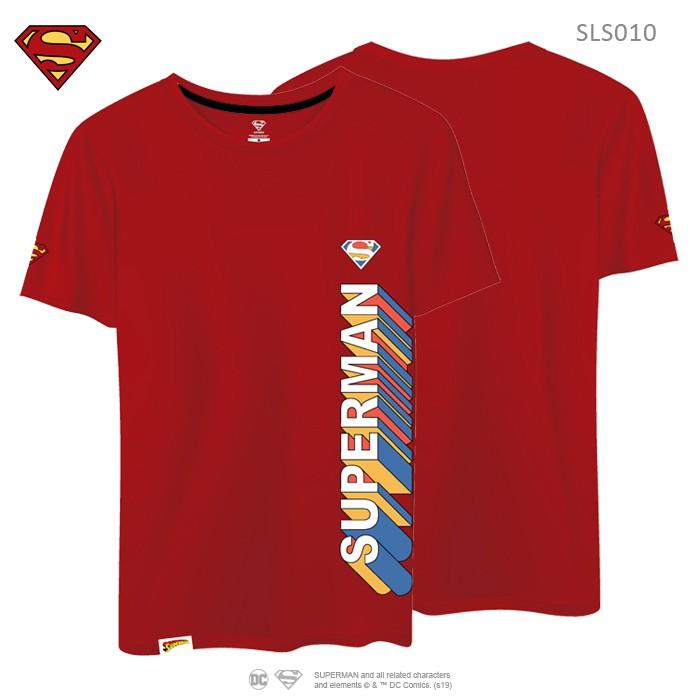 Superman Tshirt Stretchable Tshirt Original Tee Graphic Tee 100% Cotton Tshirt SLS010
