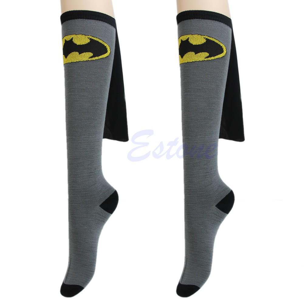 39717aeea6c MARVEL DC Sock Hero IronMAN BatMan SuperMan Green Lantern SpiderMan Thor  Hul sox