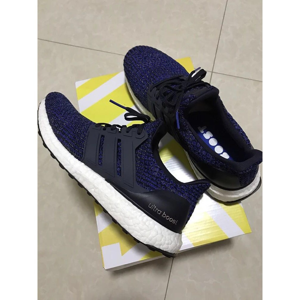 huge selection of c8b47 1f0fd 2018 Adidas Ultra Boost UB4.0 Running shoes Men's Sport Shoes Unisex CP9250