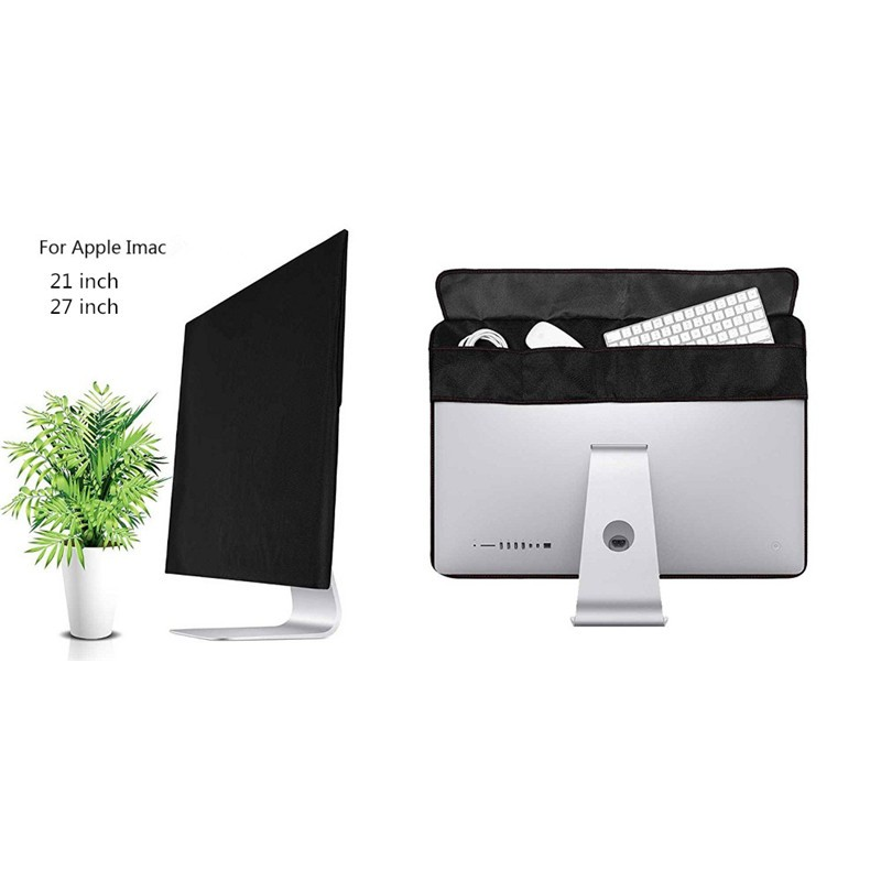 Polyester Computer Monitor Dust Cover Protector for Apple iMac LCD Screen ND