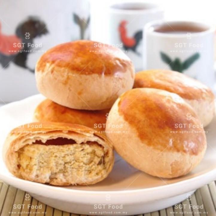 SGT Food Tau Sar Peah (10pcs) 新源珍豆沙饼