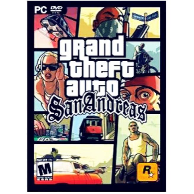 GTA San Andreas (PC DIGITAL DOWNLOAD)