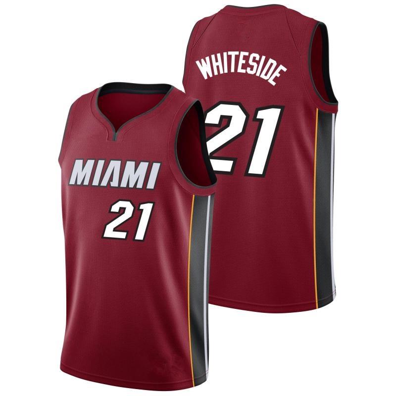 2d08931a Dwyane Wade Basketball Jersey #3 Sports Miami Heat NBA Jersey | Shopee  Malaysia