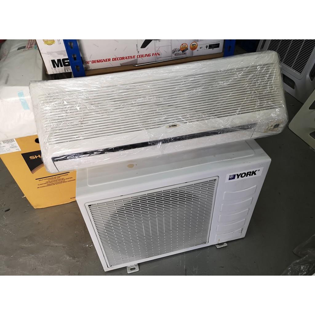 1HP-2HP Wall Type Non-inverter Used Aircond 2020FEB/Second-hand Aircond/Air-conditioner/Kepong/Rawang/Gombak/PJ/Setapak