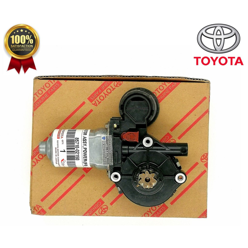 MOPWTC03FRO - TOYOTA CAMRY / VIOS / ALTIS '03 POWER WINDOW MOTOR ( ORG ) 85710-FR ( 5 PIN ) 85710-02150 FRONT RIGHT