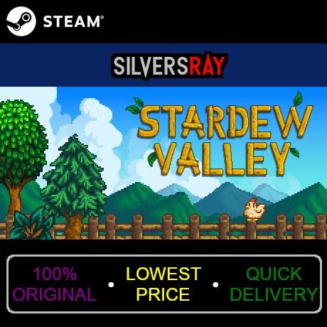 Stardew Valley (PC-Steam)