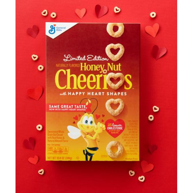 Honey nut cheerios (10.8 oz)