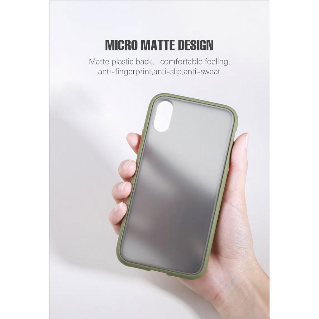 Luxury Transparent Matte Case For iPhone 6/6s/7/8/6plus/7plus/xr/x/xs/xsmax/11/11pro/11pro max