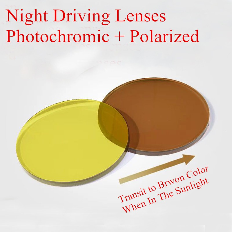 9149d843b8 1.60 Sunglasses Polarized Lenses Grey Brown Green Lens for Myopia Anti  Glare