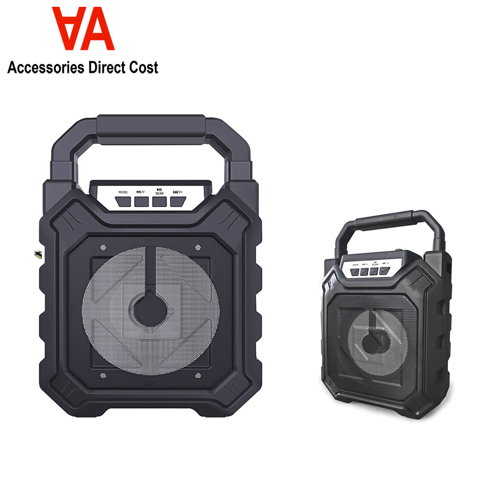 D004W Portable Card U Disk Outdoor Mini Collection Prompt Bluetooth Small Speaker