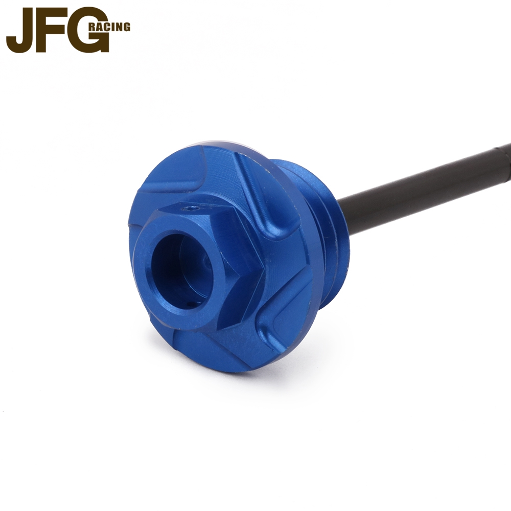 New Oil Dipstick Dip Stick For Yamaha Raptor 700 YFM700 06-18 YFM660R YFZ450