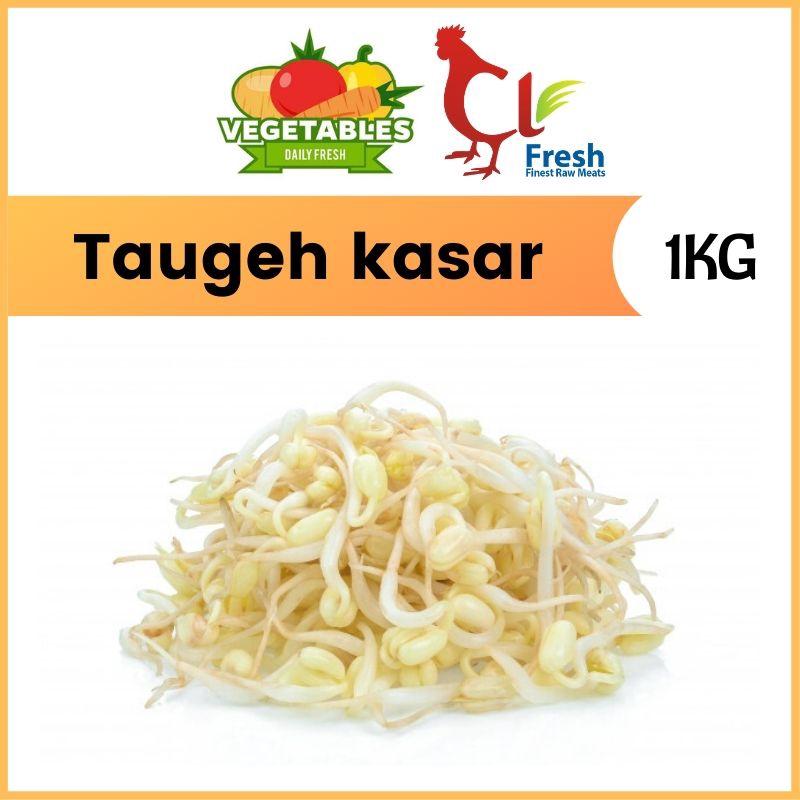 Bean Sprout / Taugeh Kasar (1KG)