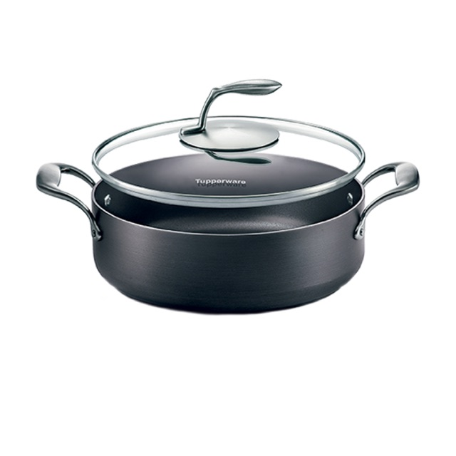 Black Series Casserole Pot
