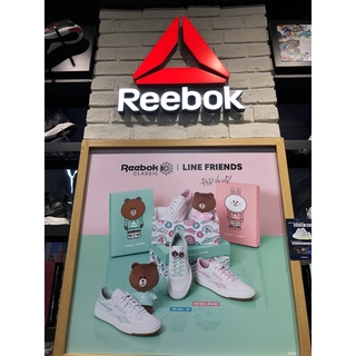 f253c1b575b6 ... Reebok Classic X Line Friends - Revenge Plus - Brown   Mint. like  0