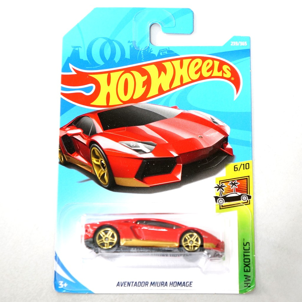 Hot Wheels 68 Mercury Cougar Red Car Toys Diecast Shopee Malaysia