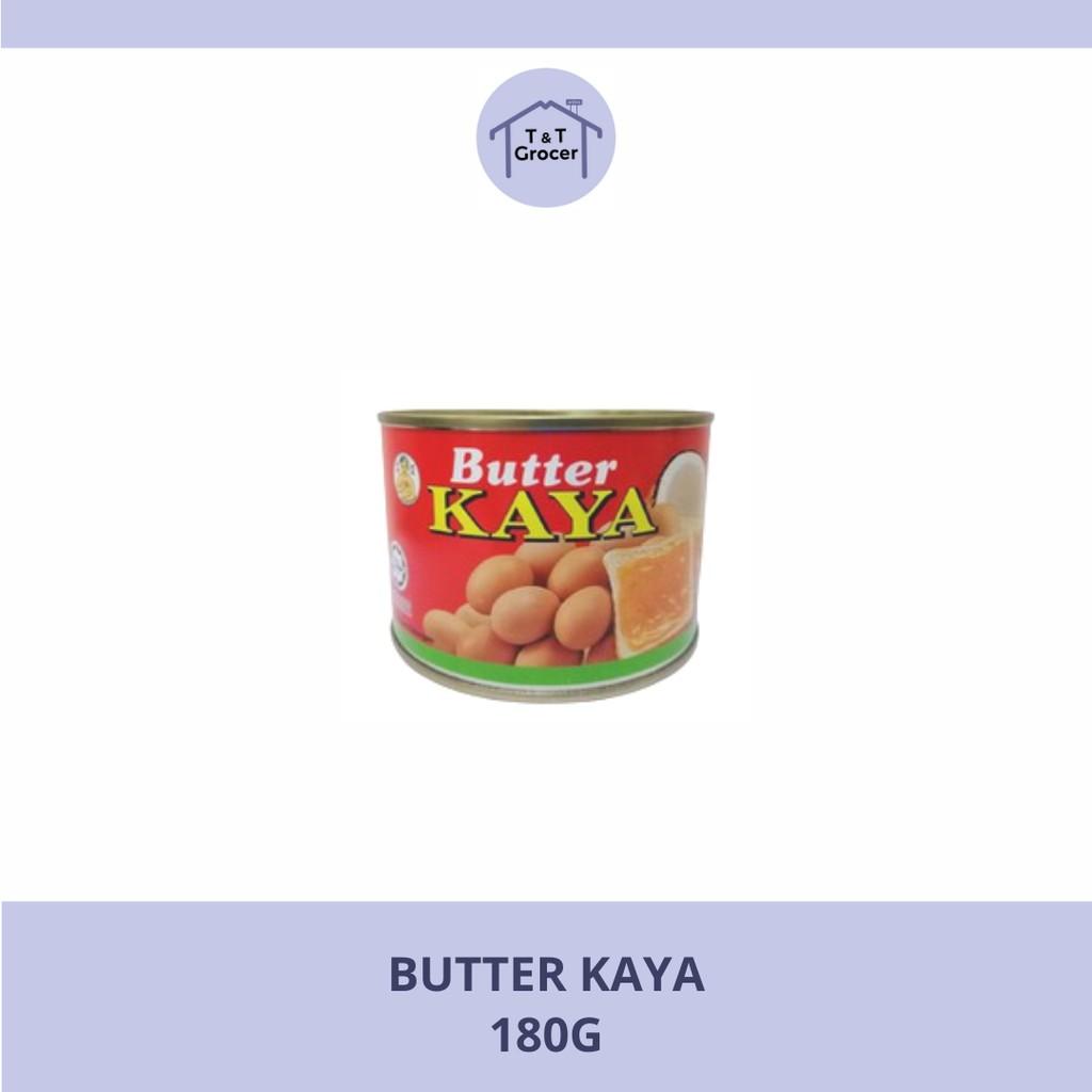 Butter Kaya (180g/ 480g)