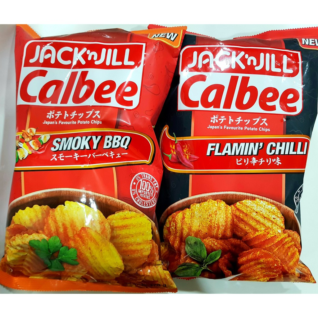 Calbee Jack