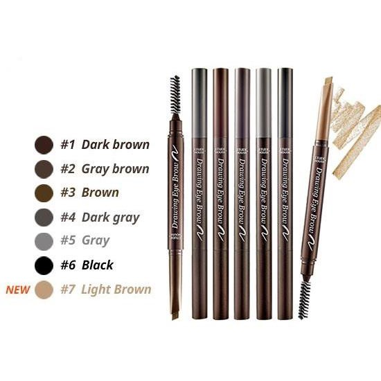 **PROMO*Readystock**[ NEW] Etude House Drawing Eye brow | Shopee Malaysia