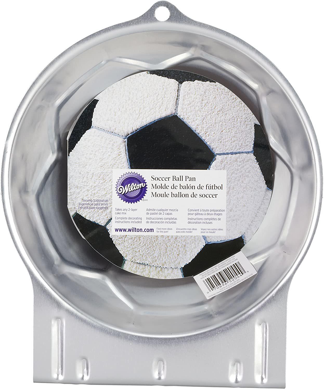WILTON, Baking Pan - Soccer Ball Pan