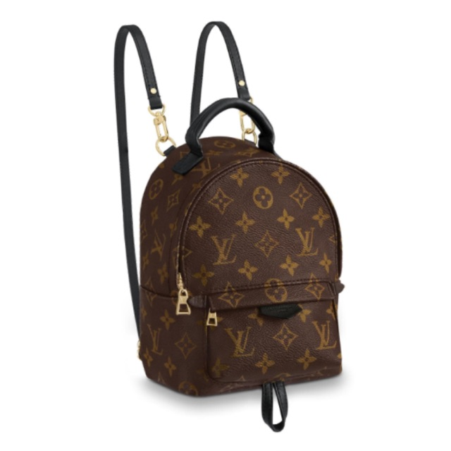 timeless design wholesale dealer 50% price New] Authentic Louis Vuitton Palm Springs Mini Backpack | Shopee ...