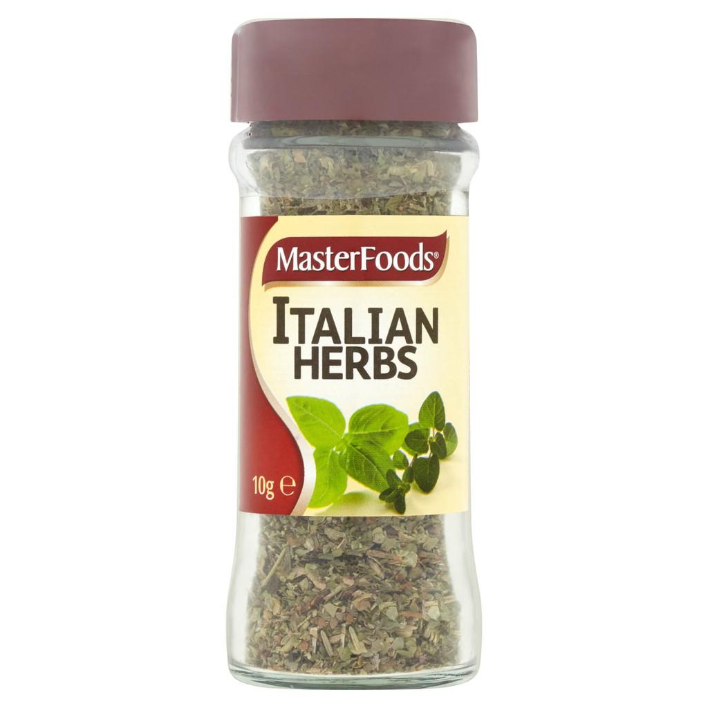 MasterFoods Italian Herbs (10g)