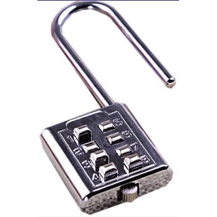 Premium High Quality Long Head Padlock CH-601L 8 Push numbers Button Combination padlock
