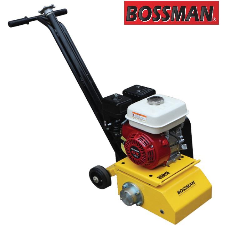 BOSSMAN Scarifying Grooves Remove Paint Concrete Surface Cover Machine BSM1H