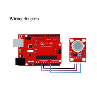 MQ-135 Air Quality Sensor Hazardous Gas Detection Module For Arduino